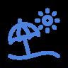 logo Pláž