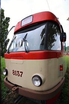 Jeden den s tramvají T3