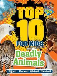 Top 10 pravěkých zabijáků (2)