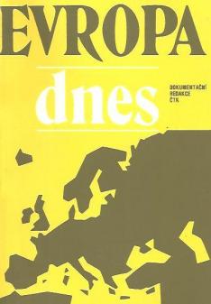 Evropa dnes (O uhlí a vodě)