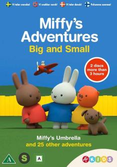 Miffy a její dobrodružství