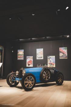 Automobilové muzeum v Mulhouse