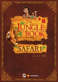 Safari z Knihy džunglí