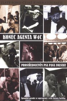 Konec agenta W4C prostřednictvím psa pana Foustky