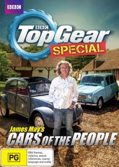 Top Gear speciál: James May a lidové autíčko II (3)