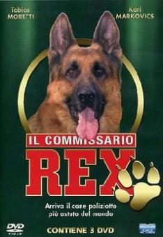 Komisař Rex na stopě I (2)