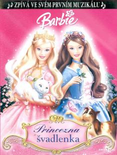 Barbie jako Princezna a švadlenka