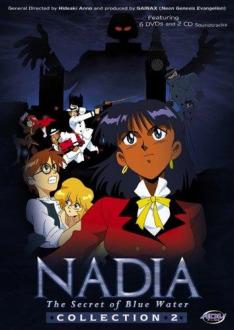 Nadia: Tajemství Modré vody
