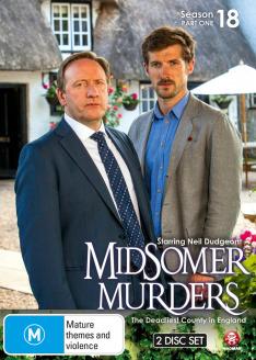 Vraždy v Midsomeru XVIII (6)