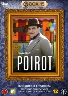 Hercule Poirot XIII (Sloni mají paměť)