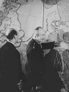 1944: Spojenecké bombardování Le Havru