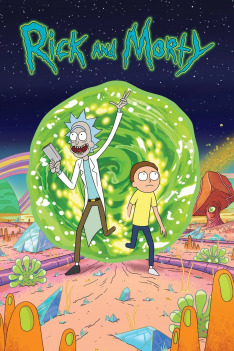 Rick a Morty II (5)