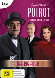 Hercule Poirot XIII (Velká čtyřka)