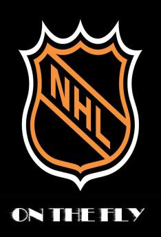 NHL pátky na ledu (Vancouver Canucks - New Jersey Devils)
