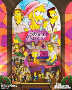 Die Simpsons (Krieg der Priester)