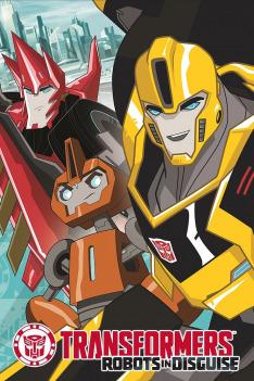 Transformers: Roboti v utajení IV (26)