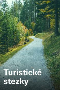 Turistické stezky v Evropě (1)