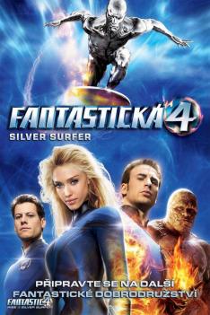Fantastická 4 a Silver Surfer