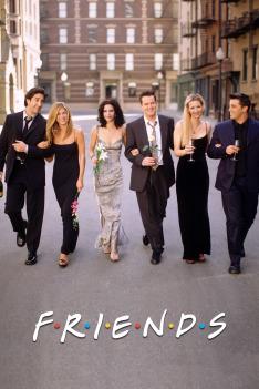 Přátelé VIII (9-13) (Jak Joey randil s Rachel)