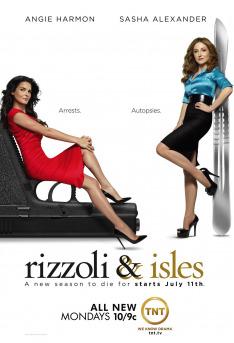 Rizzoli & Isles: Vraždy na pitevně II (15)