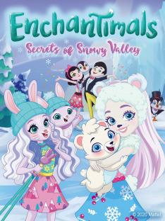 Enchantimals - Tajemství sněžného údolí