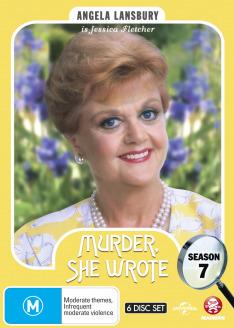 To je vražda, napsala VII (Jasná vražda)