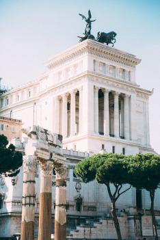 Jak se fotí Řím