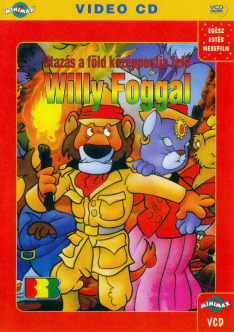 Willy Fog - Cesta do středu Země