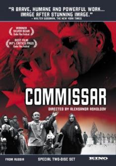 Kino Art: Komisařka