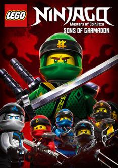 NinjaGo: Masters of Spinjitzu VIII (The Mask of Deception)