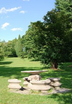 Ferdinandovy zahrady II. (Zabydlená zahrada)