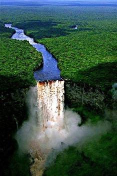 Kde pramení Amazonka