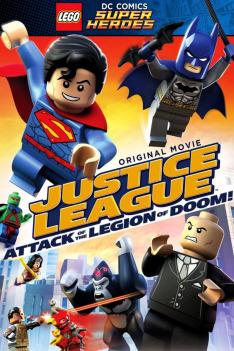 Lego: Liga spravedlivých vs. Legie zkázy