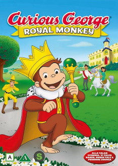 Zvědavý George - Královská výměna