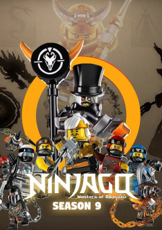 NinjaGo: Masters of Spinjitzu IX (The Gilded Path)
