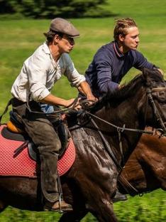 Českem na koňském hřbetu (6)
