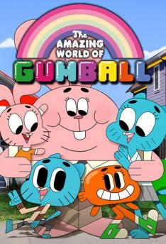 Gumballův úžasný svět