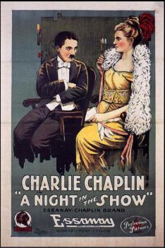 Chaplin v hotelu