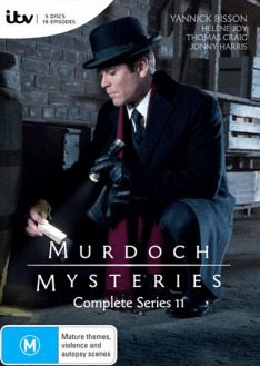 Případy detektiva Murdocha XI (Murdochovo chucpe)