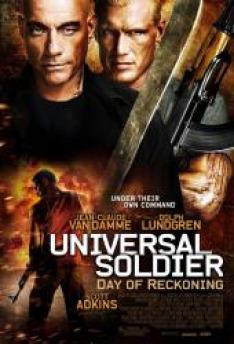 Univerzální voják 4: Odplata