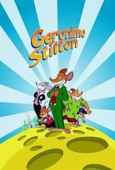 Myšák Geronimo Stilton (8)
