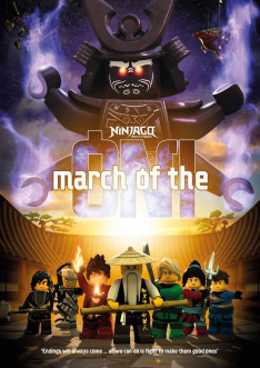 NinjaGo: Masters of Spinjitzu X (Into the Breach)