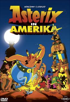 Asterix dobývá Ameriku