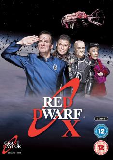 Červený trpaslík X (2)