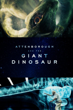 David Attenborough a obří dinosaurus
