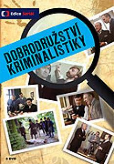 Dobrodružství kriminalistiky (Bertillonáž)