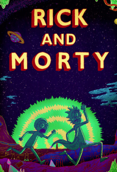 Rick a Morty (2)
