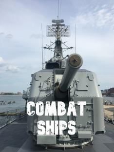 Válečné lodě (Ponorky, válka pod hladinou)