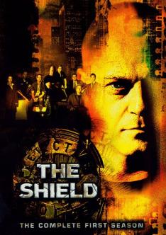 The Shield - Policejní odznak (2)