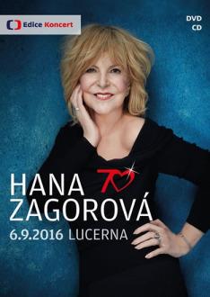Hana Zagorová 70